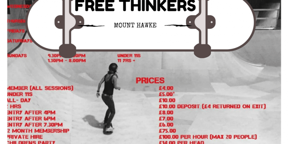 Free Thinkers Mount Hawk – Day 1